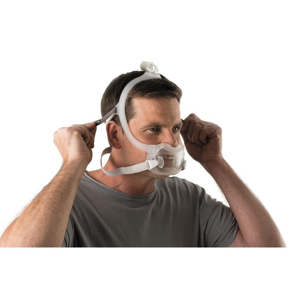 Masque CPAP Dreamwear facial Philips Respironics - Pro-médic clinique du sommeil