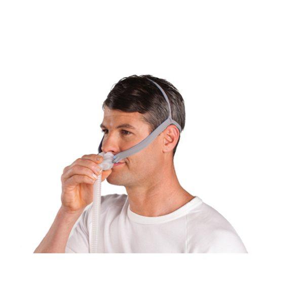 Masque narinaire AirFit P10 Resmed - clinique du sommeil - Promédic senc Joliette