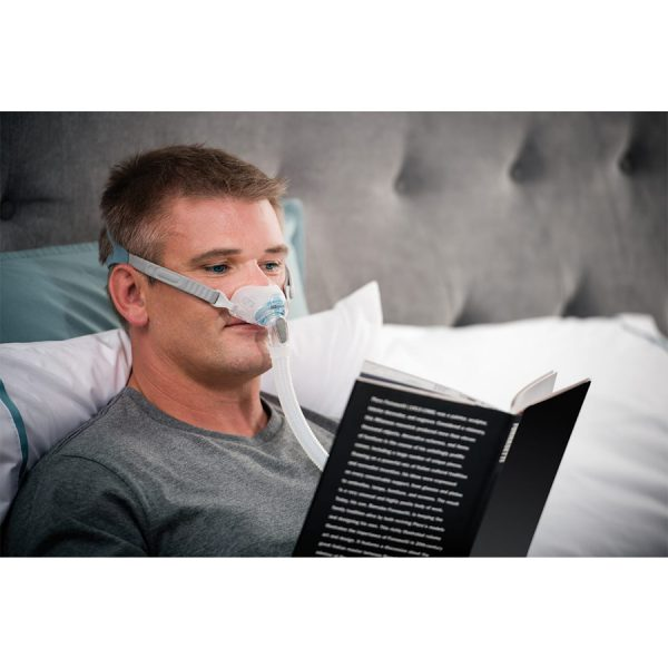 Masque narinaire CPAP Brevida (Fisher and Paykel) - Homme - Promédic senc Joliette