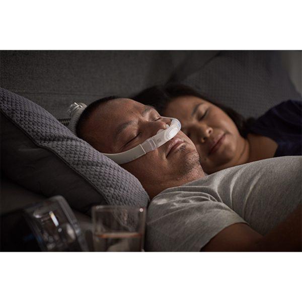Masque narinaire CPAP P30i Resmed - couple - Promédic senc Joliette