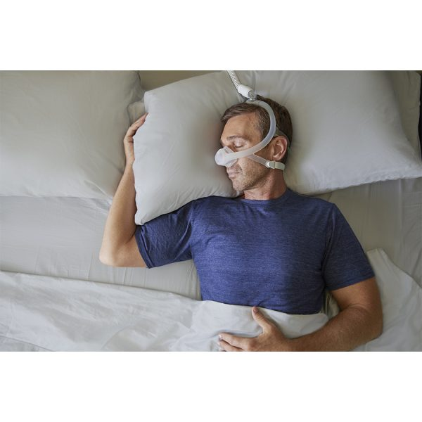 Masque nasal CPAP Dreamwisp (Philips Respironics) - Promédic senc Joliette