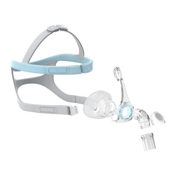 Masque nasal CPAP Eason 2 (Fisher and Paykel) - vue explosée - Promédic senc Joliette