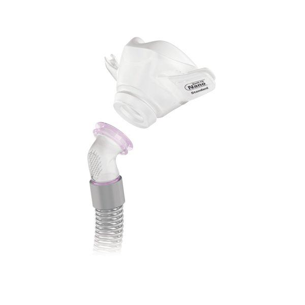 Masque nasal CPAP Swift FX Nano Resmed -Pour elle - cadre système - Promédic senc Joliette