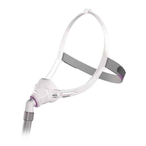 Masque nasal CPAP Swift FX Nano Resmed -clinique du sommeil - Promédic senc Joliette