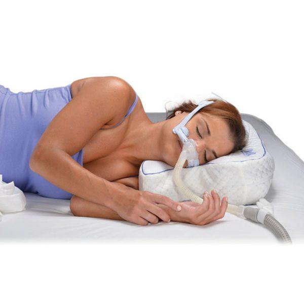 Accessoire - oreiller cpap max 2.0 de Kego - apnée du sommeil - Promédic senc Joliette, clinique du sommeil