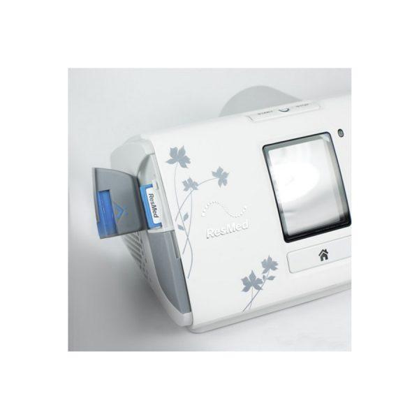 CPAP DreamStation expert Philips Respironics -pour femme -carte mémoire - Pro-médic senc clinique du sommeil