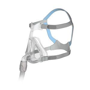 Masque facial CPAP Quattro Air Resmed - apnée sommeil - Promédic senc Joliette