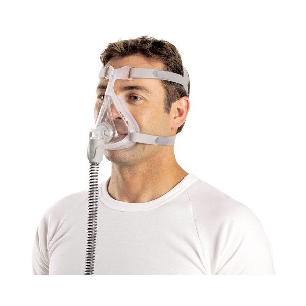 Masque facial CPAP Quattro Air Resmed - homme - Promédic senc Joliette