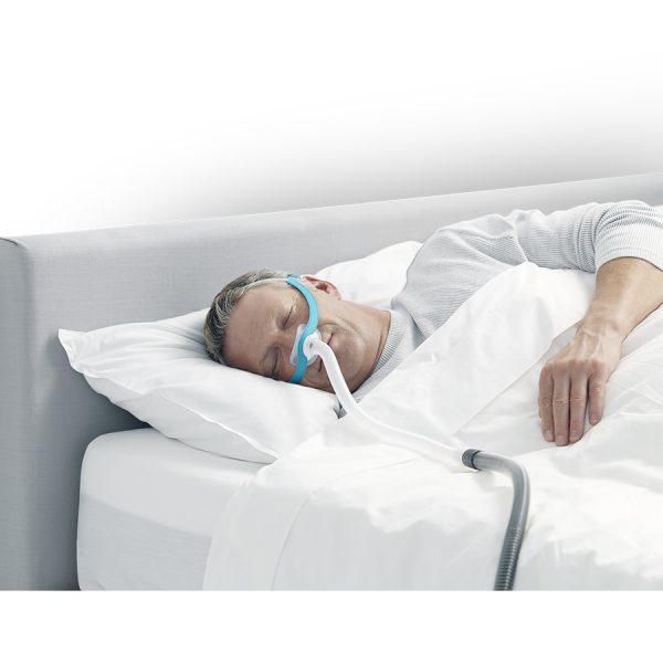 Masque nasal Evora Fisher and Paykel -apnée du sommeil - Pro-Médic senc Joliette