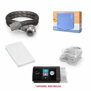 Kit Resmed S10 - remplacement annuel - Pro-Médic INC. Clinique du sommeil Joliette