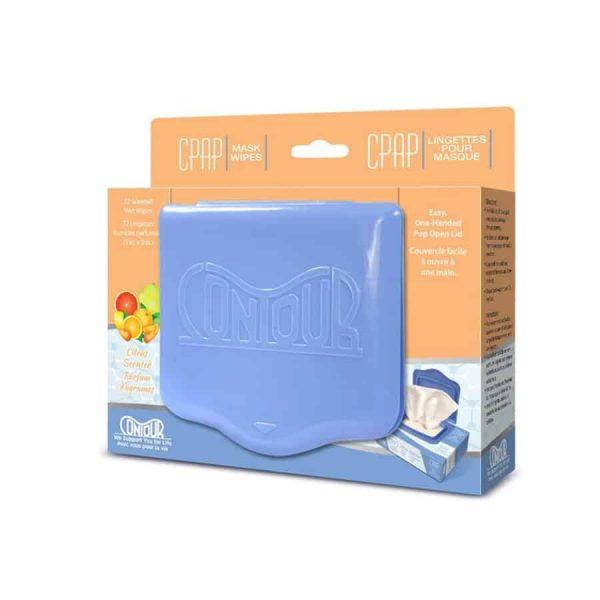 Lingettes nettoyantes CPAP - Pro-Médic inc. Clinique du sommeil Joliette