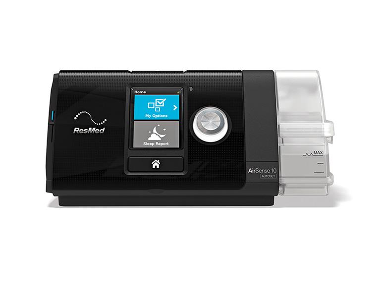 Appareil CPAP Resmed AirSense10 - Pro-Médic inc. Clinique du Sommeil Joliette