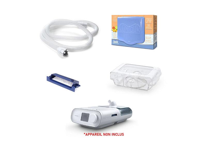 Kit de remplacement annuel - Pro-Médic INC. Clinique du sommeil Joliette